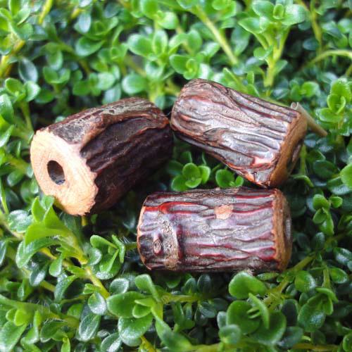 Wooden Vine Beads