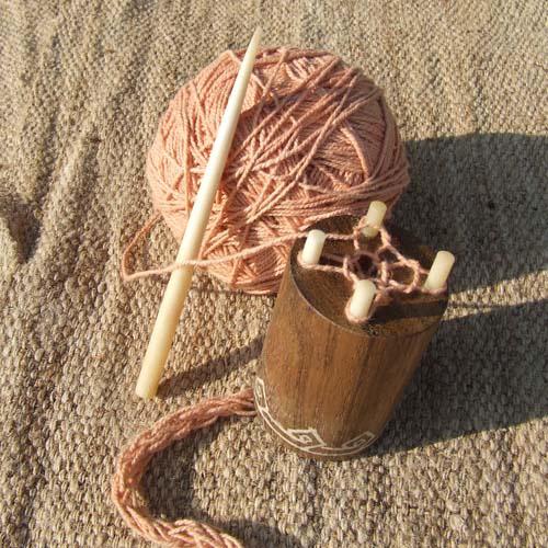 Knitting Spool