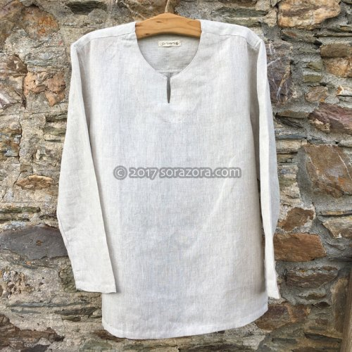 Linen Cotton Kurta