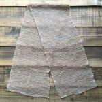 Nettle Hand-knit Scarf