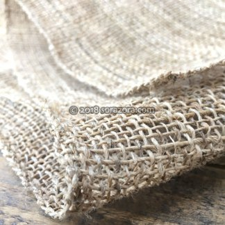 Himalayan Hemp Mesh Fabric