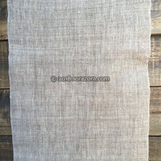 Hemp Tanmono Fabric