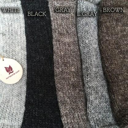 Woolen Wrist Warmers