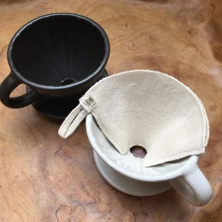 Ceramic + Hemp Coffee Filter
