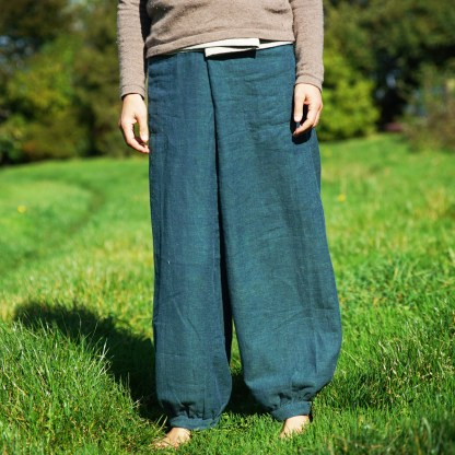 Monpe Thai Pants -Full-