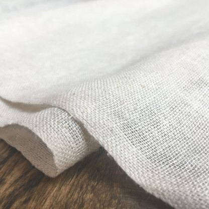 Hemp Organic Cotton Muslin