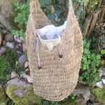 Hemp Crochet Carrier