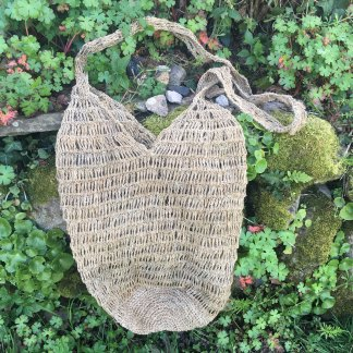 Hemp Crochet Carrier