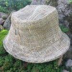 Loose Woven Hemp Sun Hats