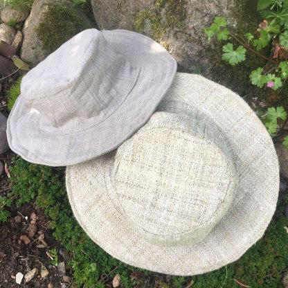 Tight Woven Sun Hats