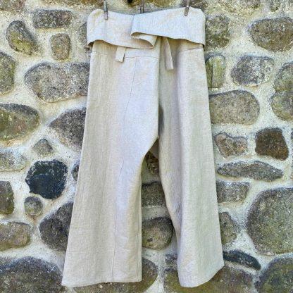 Hemp Thai Pants : Medium
