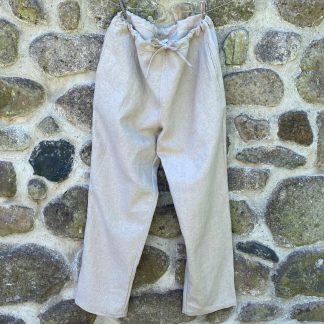 Hemp Easy Pants