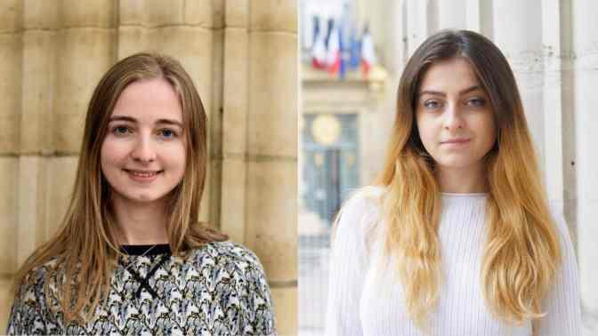 HR - Alice Jéromin et Lilit Manvelyan