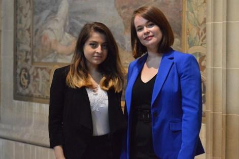 Human Rights - Lilith MANVELYAN & Lucie DE LAPORTE