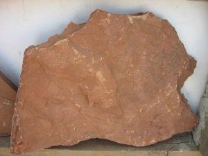 песчаник рельефный красный Фонтанка