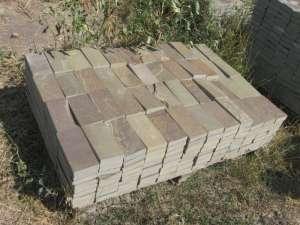 песчаник плитка 100х200 мм