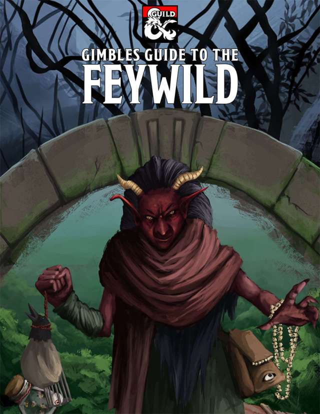 Featuring queer fey and a huge host of resources to make your adventure in the Feywilds exciting.