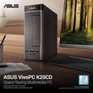 ASUS Desktop K20CD