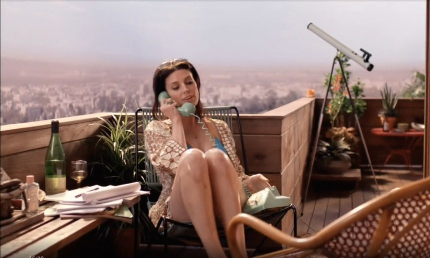 Don and Megan break up over the phone, and Mad Men appears to be breaking up with L.A.