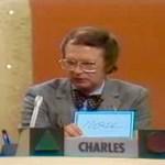 Dapper Charles Nelson Reilly