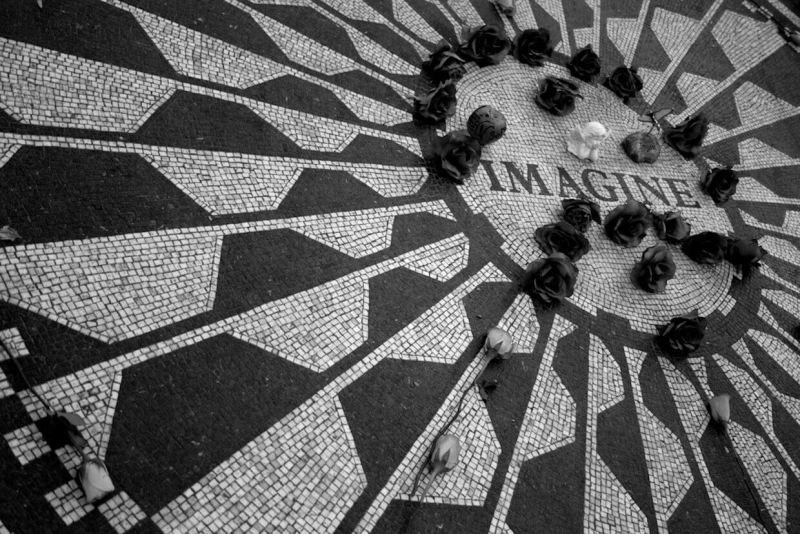Imagine floor tiles