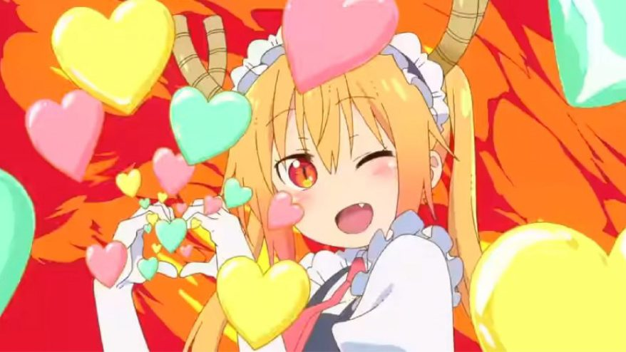 Miss Kobayashi dragon maid 6