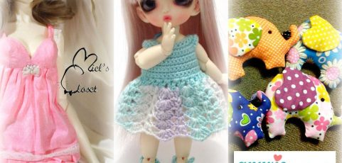 Sponsors Review #2: Miel's Closet, Kelishop, and Annrie Handmade