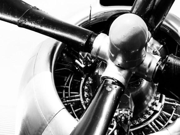 C-46中型輸送機(天馬)