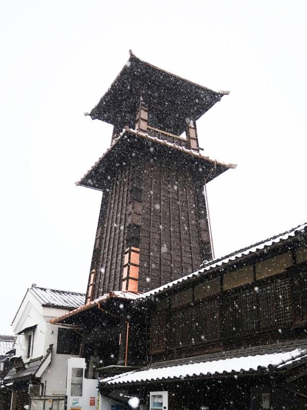 11月の雪の時の鐘