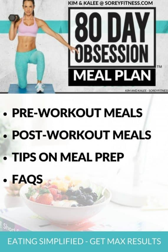 Pre Cooked Meal Plans