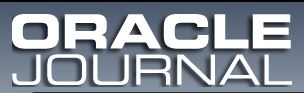 Oracle Journal