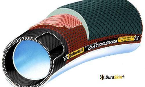 Continental GatorSkin Tubular Tyre