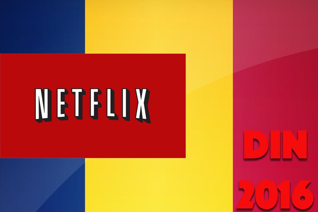 Netflix in Romania!