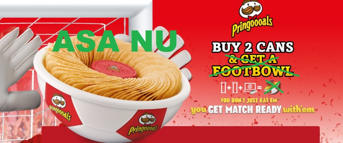 Cum sa NU faci marketing! Pringles - Kelloggs