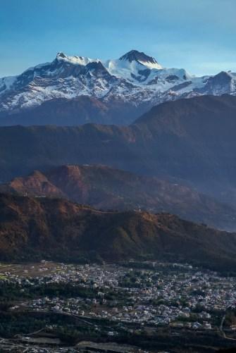 Himalayan landscape