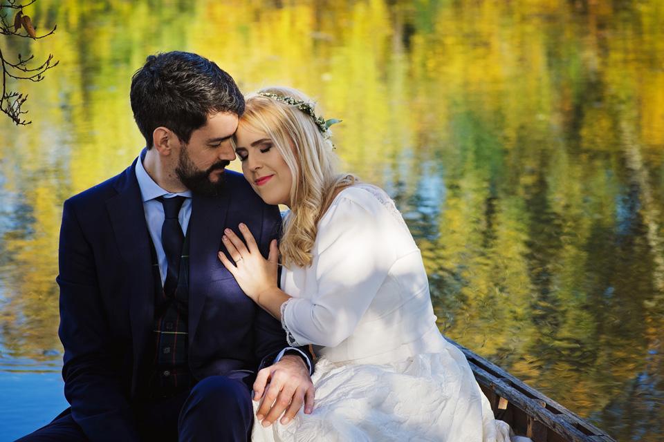 Plener ślubny w Lublinie natura 19