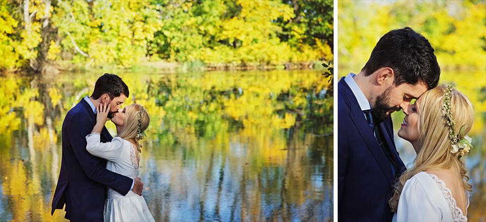 Plener ślubny w Lublinie natura 15