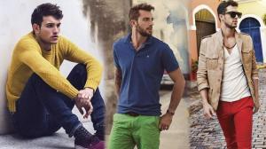 A influência das cores das suas roupas no seu dia a dia