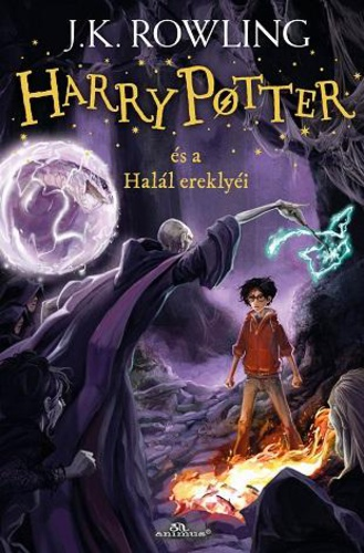 J.K. Rowling - Harry Potter sorozat