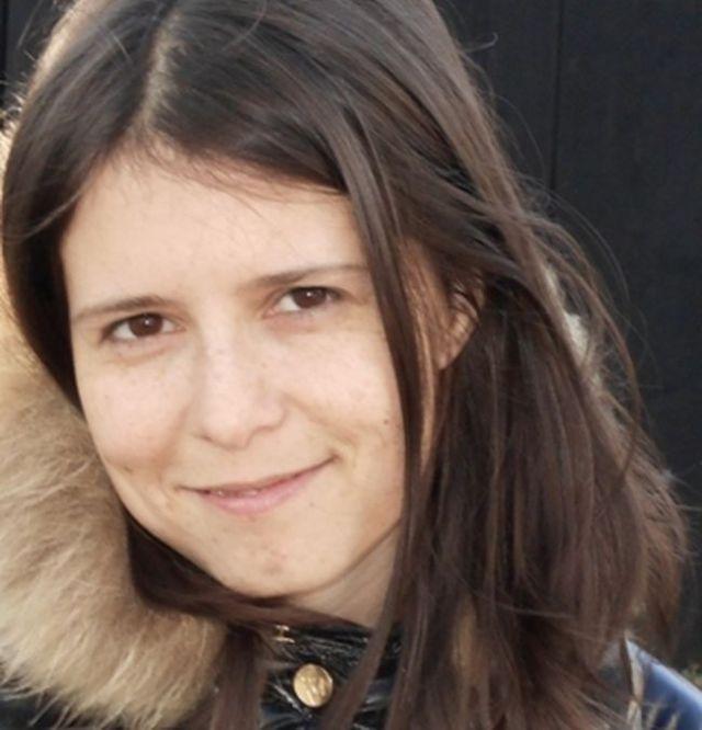 Bartos Zsuzsa az Alkonyőrzők szerzője