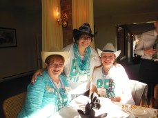 spring conference - nancy, laurie, hannelore
