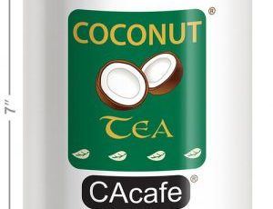 CAcafe+all+natural+gourmet+coconut+tea