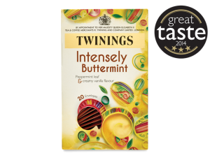 Intensely buttermint