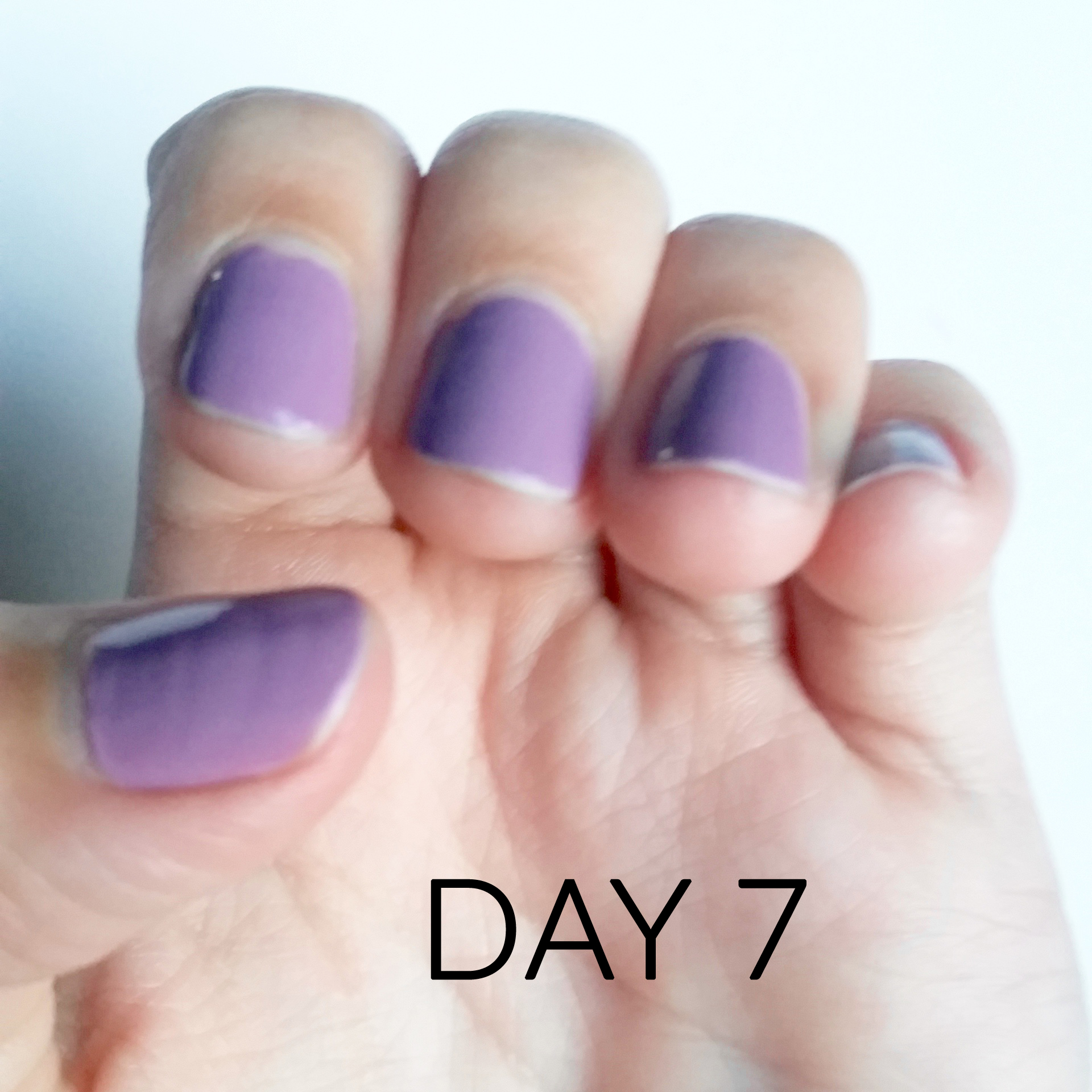 Does Sally Hansen S Miracle Gel Polish Stand Up To It Claim