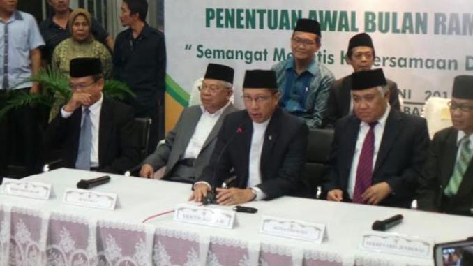 5 Juni Kemenag Gelar Sidang Isbat Tentukan 1 Ramadhan
