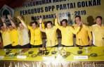 Ini Susunan Pengurus DPP Golkar 2016-2019