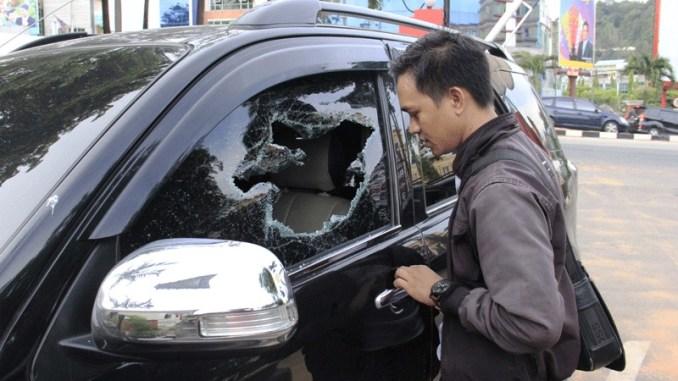 Kasus Pecah Kaca Mobil Hilang Rp 223 Juta Ternyata Rekayasa