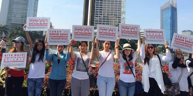Solidaritas Yuyun pelaku harus dihukum mati