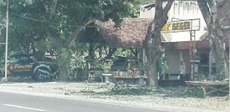 Hampir Tiga Bulan Ngendon Di Polsek, Status Kades Sareng Ngambang