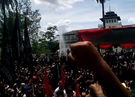 Koalisi Rakyat Jabar Bersatu Minta FPI Dibubarkan